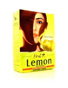 Lemon Peel Powder (Hesh Ayurveda) | Buy Online at the Asian Cookshop